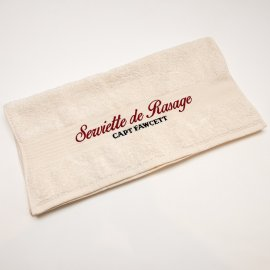Captain Fawcett Luxurious Shave Towel