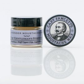 Captain Fawcett Moustache Wax Lavender 15ml
