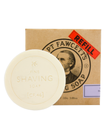 Captain Fawcett Shaving Soap Refill 100g