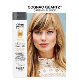 Celeb Luxury Gem Lites Colorwash Cognac Quartz Caramel Blonde 244ml