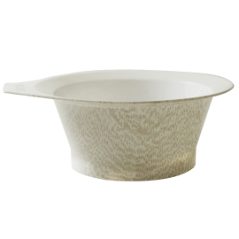 Colortrak Safari Chic Color Bowl SnakeskinWhite