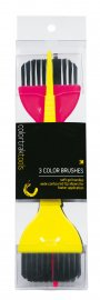 Colortrak Wide Color Brushes 3-pack