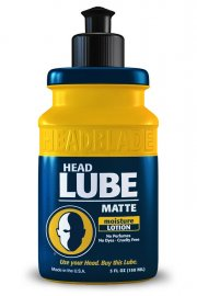 HeadBlade HeadLube Moisturizer Matte 150ml
