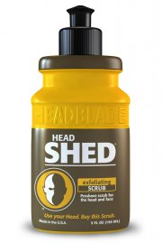 HeadBlade HeadShed Exfoliating Scrub 150ml