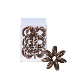 Invisibobble Nano Pretzel Brown, Invisibobble Nano, Invisibobble, Nano Pretzel Brown