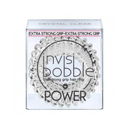 Invisibobble POWER Crystal Clear, Invisibobble, Invisibobble power