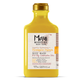 Maui Moisture Pineapple Papaya Body Wash 577ml
