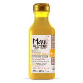 Maui Moisture Pineapple Papaya In Shower Lotion 384ml