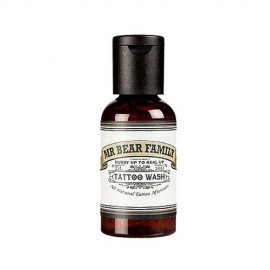 Mr Bear Family Tattoo Wash 50ml, Tatuering tvätta, tvätta tatuering, tattoo wash