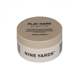 Nine Yards Play Hard Dry Matte Paste 100ml