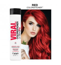 Celeb Luxury Viral Hybrid Colorditioner Bright Red 244ml