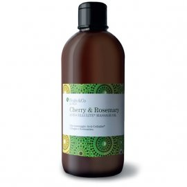 Rica Cherry & Rosemary Massageolja 500ml