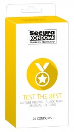 Secura Kondome Test The Best 24-Pack