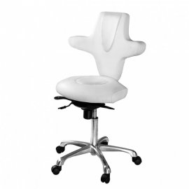 Selma Beauty Chair Vit