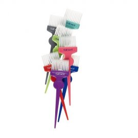Sibel Mix & Match Tinting Brush 7-pack, sibel färgpenslar