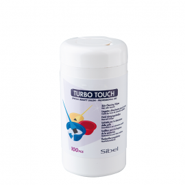 Sibel Turbo Touch Stain removing wipes 100st
