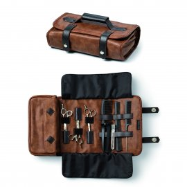 Stylist Mini Case Brown