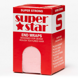 Toppapper superstar, permanentpapper, superstar, superstar end wraps