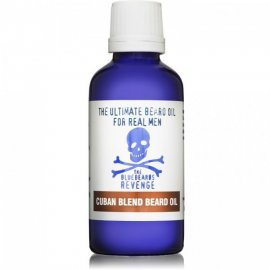 The Bluebeards Revenge Beard Oil Cuban Blend 50ml
