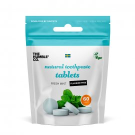 The Humble Co Dental Tablets 60pcs without Fluoride