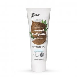 The Humble Co Natural Toothpaste Coconut & Salt 75ml