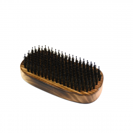 Wet Brush Palm Brush Shine Enhancer Burnt Wood