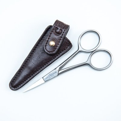 Captain Fawcett Hand Crafted Grooming Scissors