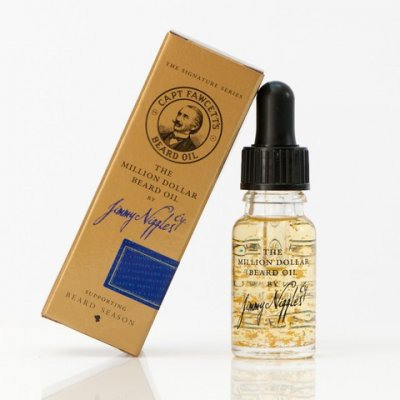 Captain Fawcett Million Dollar Beard Oil 10ml