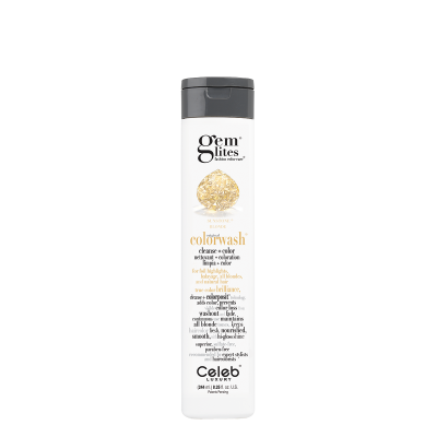 Celeb Luxury Gem Lites Colorwash Sunstone Blonde 244ml
