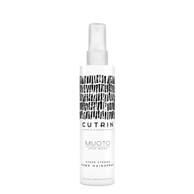 Cutrin Muoto Extra Strong Pump Hairspray 200ml