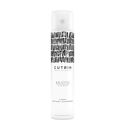 Cutrin Muoto Strong Instant Hairspray 300ml