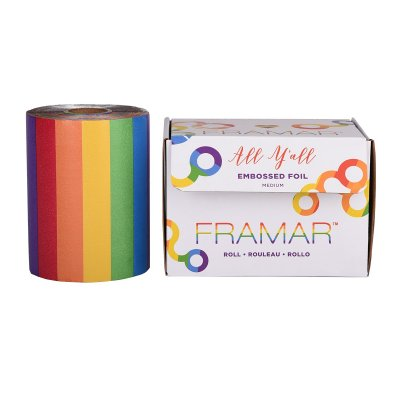 Framar All Y'All Embossed Roll Medium