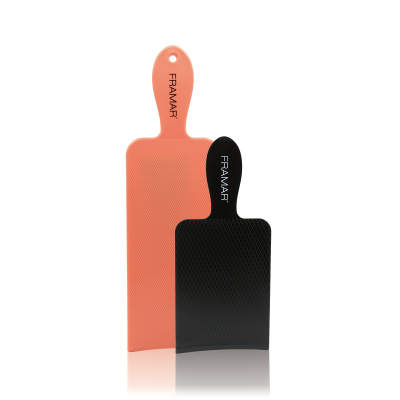Framar Board and Paddle - Peach & Black