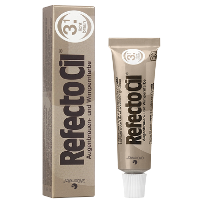 Refectocil, lightbrown, ljusbrun refectocil