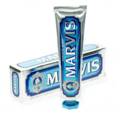 Marvis Aquatic Mint Tooth Paste