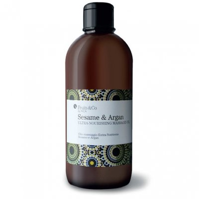 Rica Sesam & Argan Massageolja 500ml