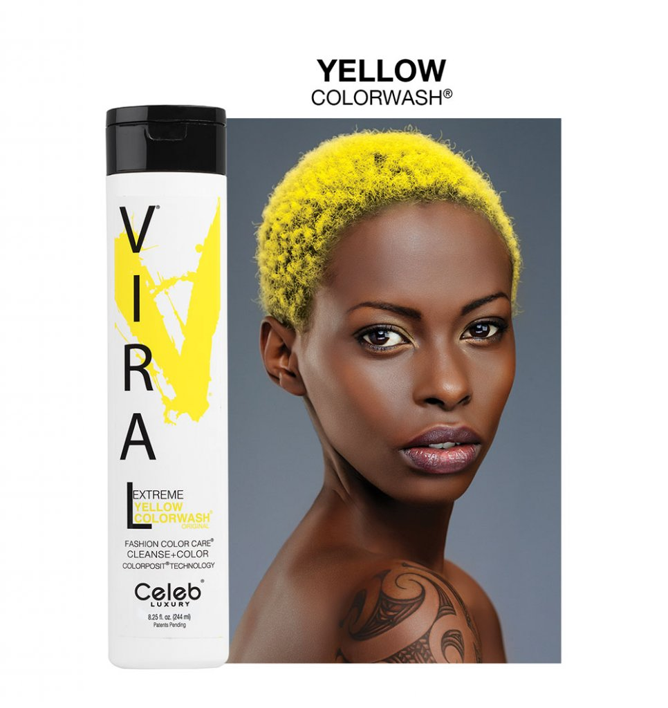 how to use viral colorwash